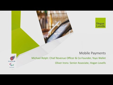 Global Payments Conference 2016 – Mobile Payments