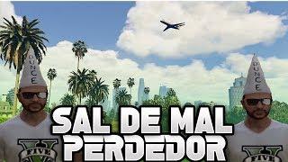 COMO SALIR DE MAL PERDEDOR EN GTA V ONLINE (SOLUCION)
