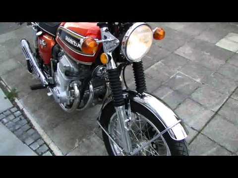 Honda CB 750 Four K4 .mp4