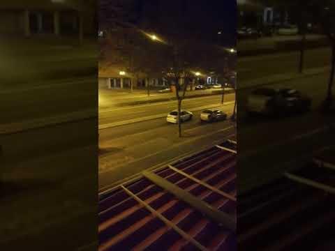 Coche a la fuga tras tratar de robar en un local de Valladolid