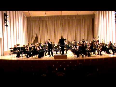 F. Thomé - FANTASY FOR TRUMPET - Miha Salobir & Wind Orchestra of KGBL