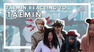 TAEMIN - MOVE #1 MV REACTION | KM Family Time