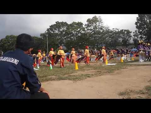 Marching Band MTsN 1 Bkt. Lapangan Kantin