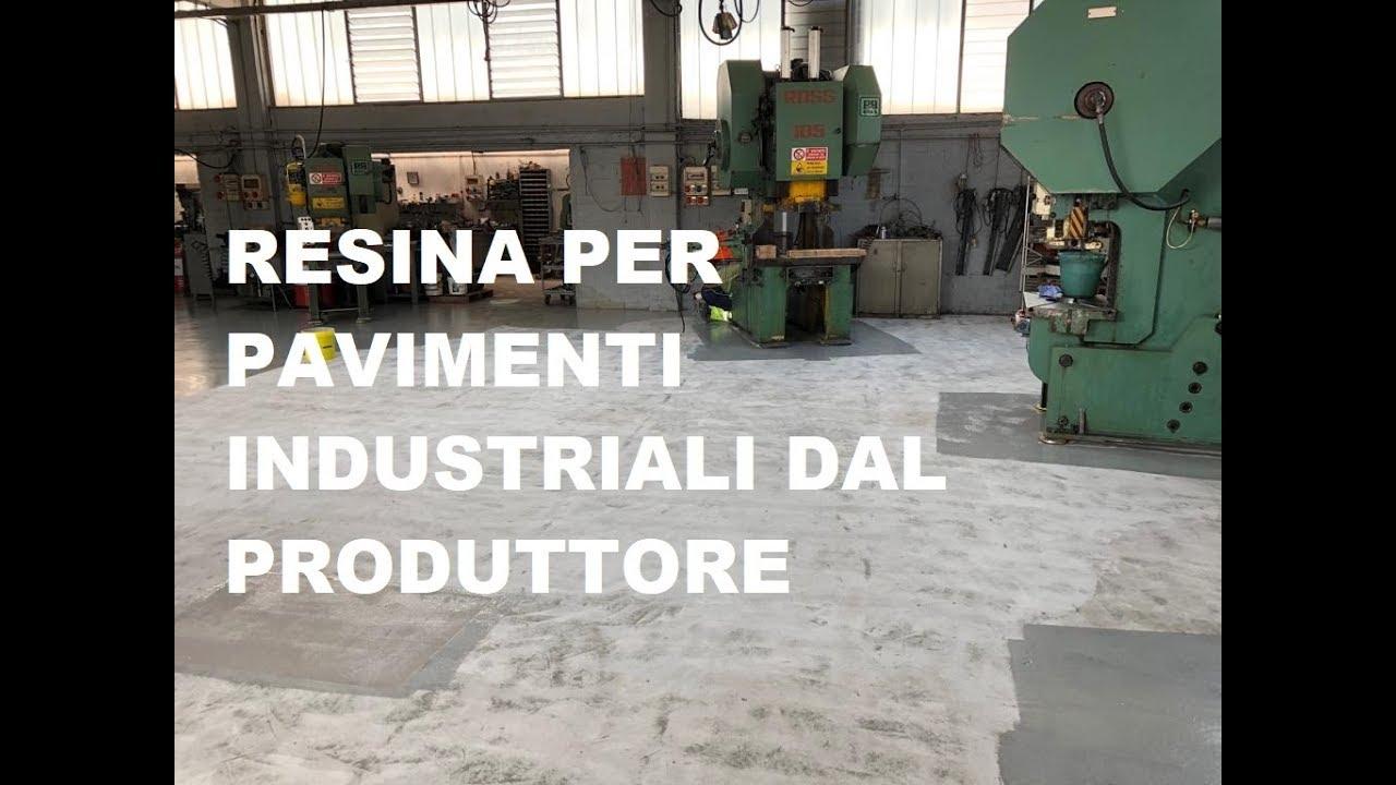 Pavimenti Industriali In Resina.Resina Per Pavimenti Industriali Dal Produttore