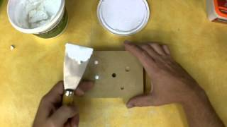 Sherwin Williams Shrink-Free Spackling Review