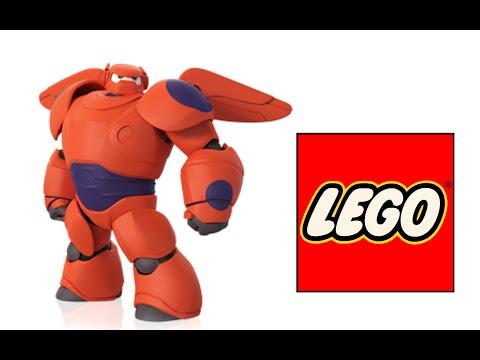 LEGO Marvel Superheroes: Baymax Mod!