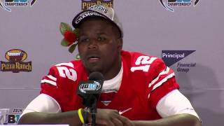 Ohio State Big Ten Press Conference 12/7/2014