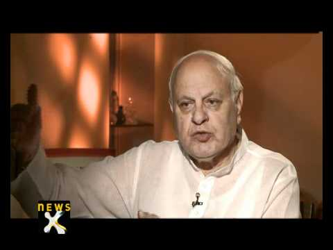 The Insiders: Interview with Farooq Abdullah - NewsX