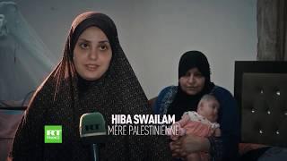 A Gaza, les civils sont les premières victimes du blocus imposé par Israël