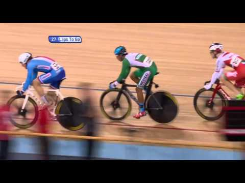 Men's Scratch Race - 2016 UCI Track Cycling World Championships