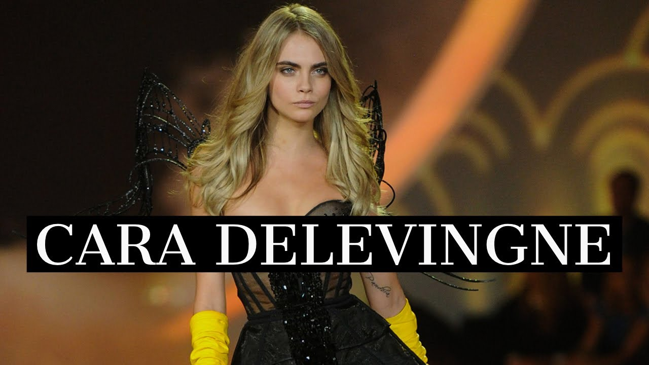 Cara Delevingne Victoria S Secret Runway Walk Compilation Youtube