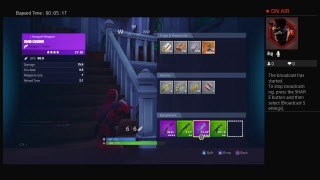Fortnite ps4 game play #21