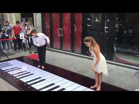 PIANO Besar ,lagu WARKOP DKI COVER