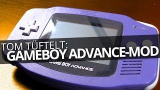 Tom tüftelt: Ein neuer Bildschirm für den GameBoy Advance! - Hooked