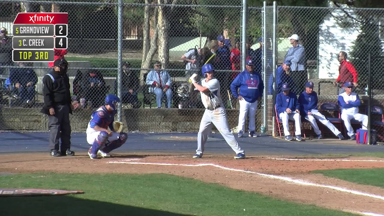 Grandview Cherry Creek Baseball Gow Final