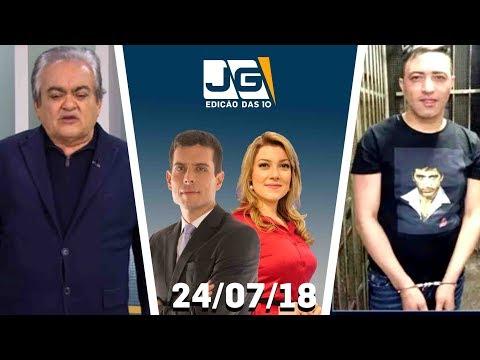 Jornal da Gazeta - Edição das 10 - 24/07/2018