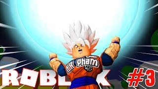 Roblox | SUPER SAIYAN ALBINISM and DESTROY GENKI VAMY GLOBE-Dragon Ball Rage #3 | Kia Breaking