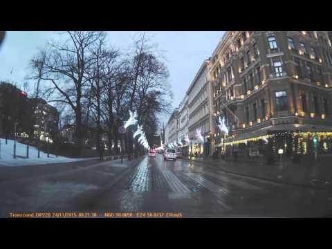 Transcend Drivepro 220 24 11 2015 Helsinki Finland