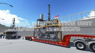 PACIFIC PROCESS ENGINEERING ( GLYCOL DEHYDRATION UNIT # 2 )