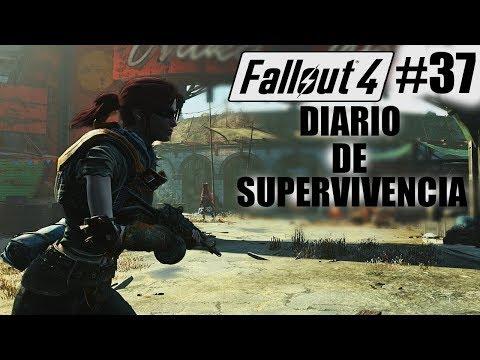 Fallout 4: Diario de Supervivencia | #37 | Las Bandas de Nuka-world