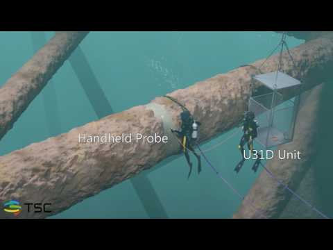 Offshore and Subsea ACFM Overview - Diver Deployment