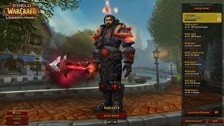 Bajheera - Arms Warrior/Disc Priest 2v2 Arena Session - WoW 6.2.3 Warrior PvP