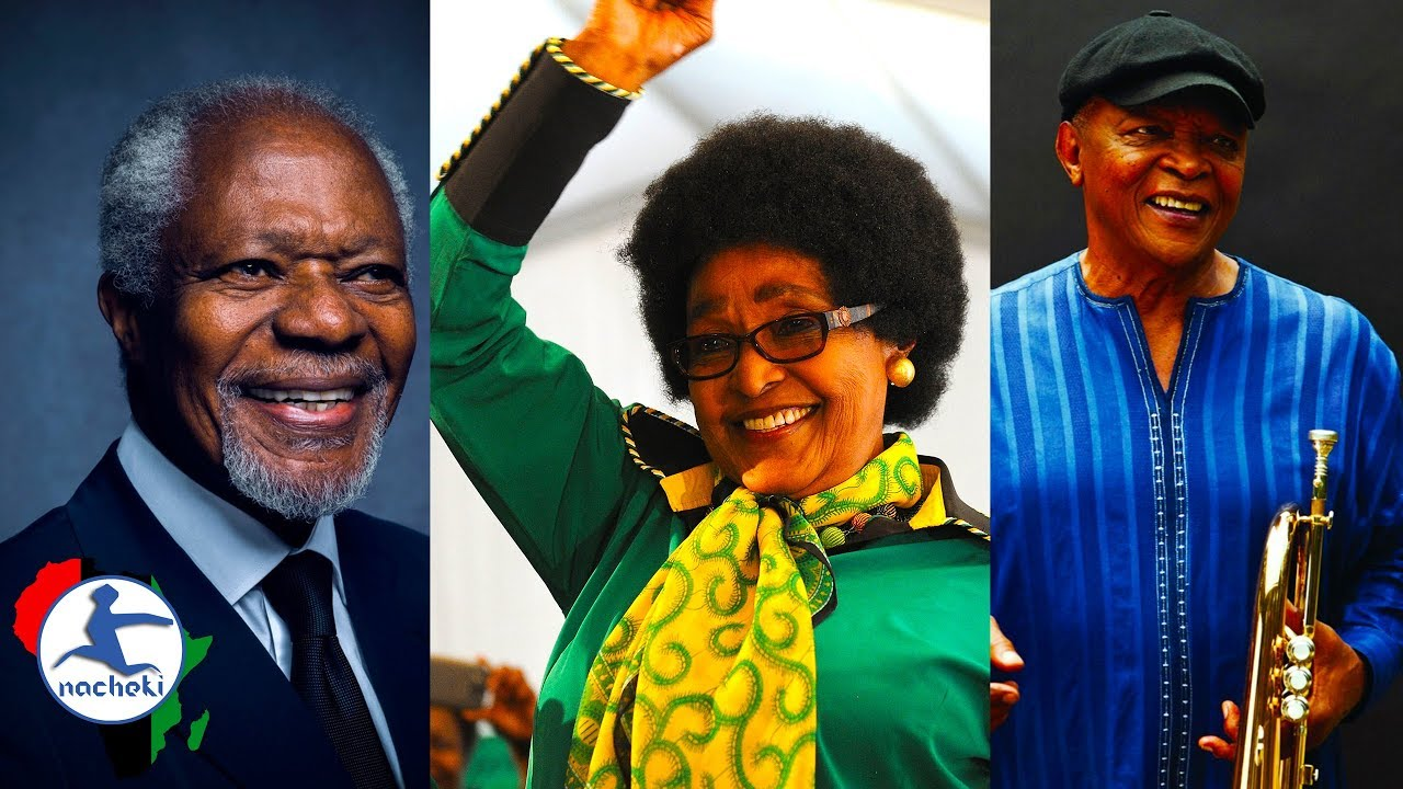 Top 10 Notable African Deaths of 2018