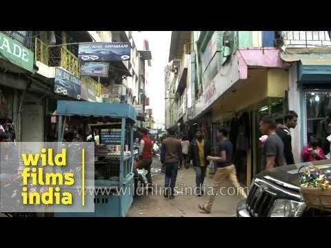 Hongkong market Dimapur, Nagaland