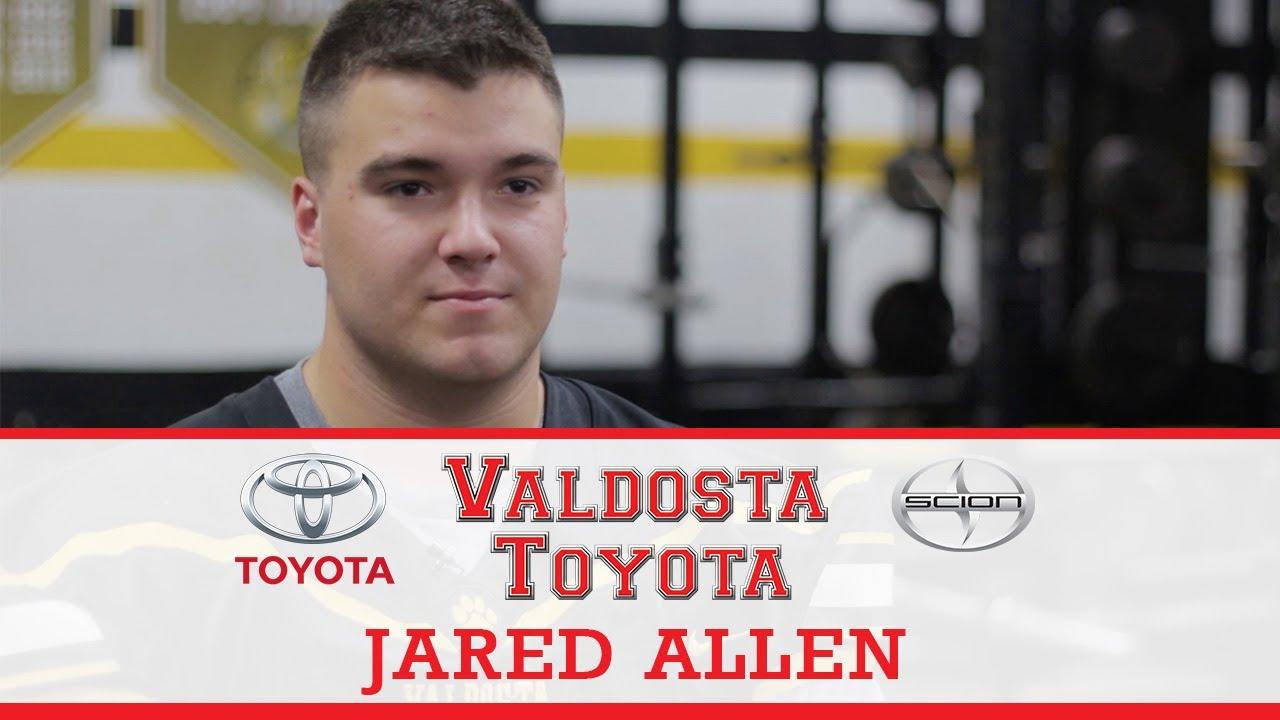 Player Profile Jared Allen Valdosta High School