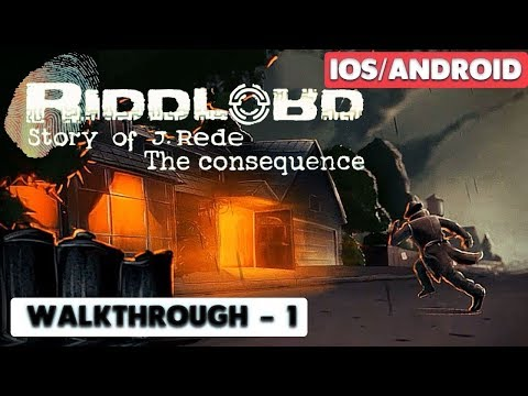 Riddlord: The Consequence - Walkthrough Gameplay (iOS / ANDROID ) - PART 1