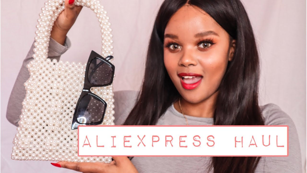 ALIEXPRESS HAUL | REVIEW | SOUTH AFRICAN YOUTUBER