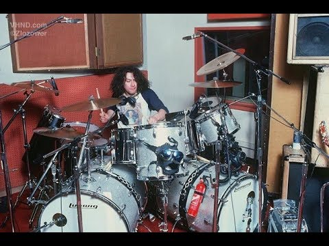 Alex Van Halen  Hot For Teacher  Isolated Drum Track REAL!