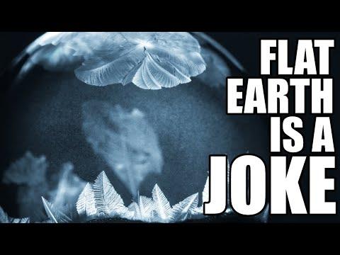 Flat Earth Is A Joke thumbnail