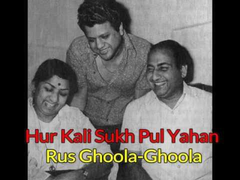 Dil Kahe Ruk Ja Re Ruk Ja Karaoke Presents By Warsi's Production