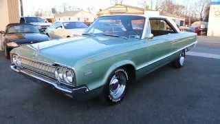 1965 Dodge Polara For Sale~383~Auto~Broadcast Sheet~Very Original Cool Car