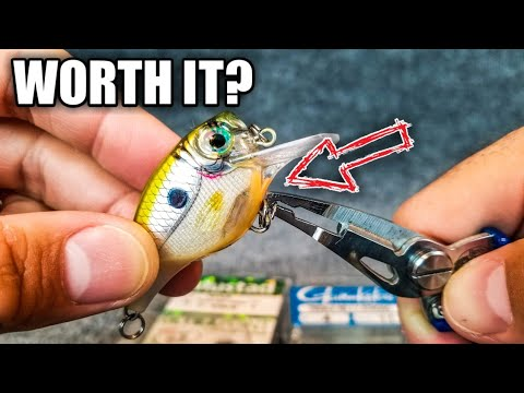 Bass Fishing For Beginners: 5 MEANINGFUL Tips For Changing Treble Hooks (Crankbait, Squarebill, Etc)