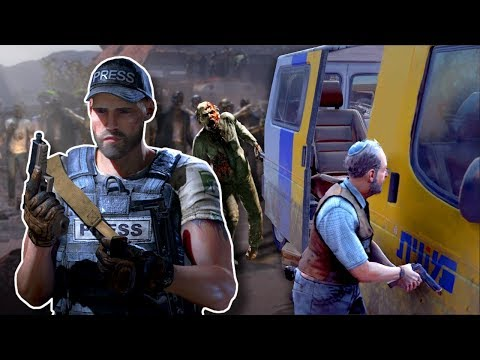 ZOMBIE HORDE ATTACKS CAR! - World War Z Gameplay - Zombie Survival Game