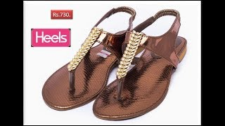 LADIES CASUAL WEAR SANDALS BY …