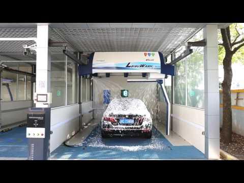 Leisuwash 360 automatic touchless car wash equipment
