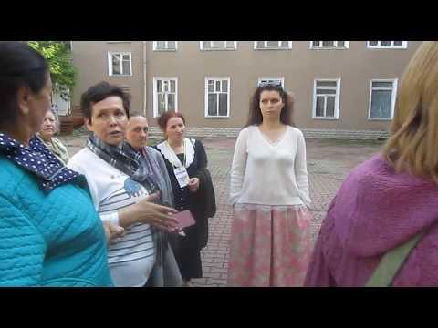 """КАРАВАН ГОРОДОВ 2019 Котлас, гостиница """"Советская"""""""