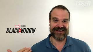 David Harbour Breaks Down The Red Guardian's Tattoos From 'Black Widow'