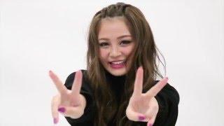Popteen2月号ヘアアレンジ企画連動【れいぽよ×前髪くるりんぱ】