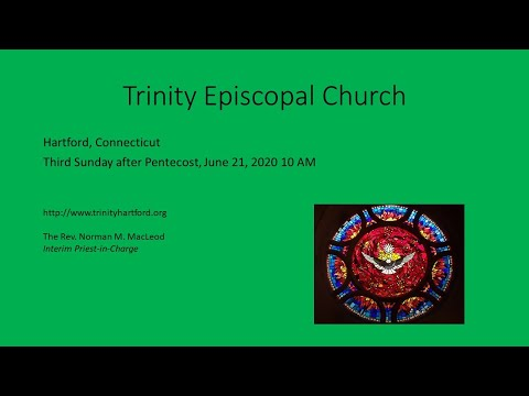 Service for the Second Sunday of Easter for St. Matthias' Episcopal Church/ April 19, 2020 from YouTube · Duration:  1 hour 3 minutes 41 seconds