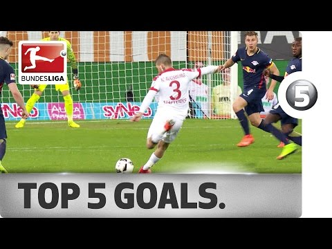 Ribery, Johnson and More - Top 5 Goals on Matchday 23