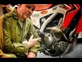 How to change your motorcycle oil