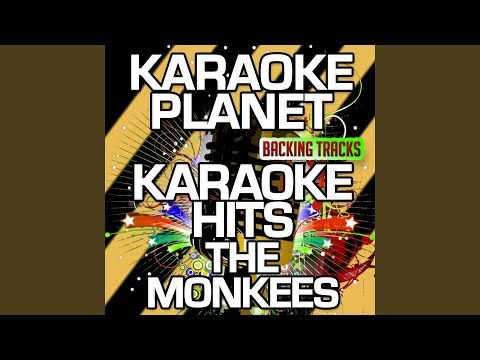 Theme from the Monkees (Karaoke Version With Background Vocals) (Originally Performed By The...