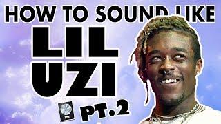 "How to Sound Like LIL UZI - ""Sanguine Paradise"" Vocal Effect - Logic Pro X"
