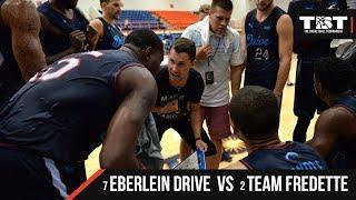 2018 TBT Semifinal - #7 Eberlein Drive VS #2 Team Fredette