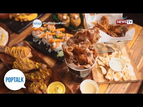 PopTalk: New food parks in the metro