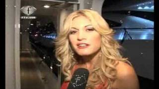 Denise Rich celebrity yacht party- Victoria Silvsted and Hofit Golan